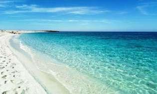 Spiagge di Sardegna: Spiaggia di Is Arutas