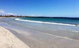 Spiagge di Sardegna: Spiaggia di Putzu Idu