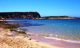 Spiagge di Sardegna: Spiaggia di Sa Mesa Longa