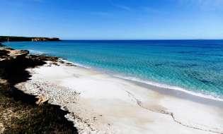 Spiagge di Sardegna: Spiaggia di S'Anea Scoada