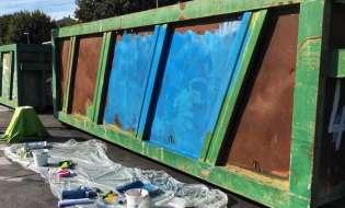 Gartbage – Cassonetto d'Artista: a Sassari il concorso d'arte di strada itinerante