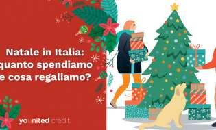 Natale, cosa mettono italiani e sardi sotto l'albero?