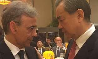 Un diplomatico sardo ha rilanciato i rapporti tra Italia e Cina