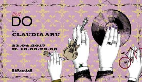 LibriDO - Claudia Aru, Oristano 23 aprile
