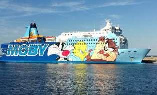 Catalogna: la polizia spagnola è sul traghetto di Titti e Silvestro