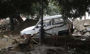 Meteo, violenti temporali in Sardegna ed è subito allarme