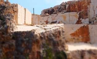 Un progetto sardo per riqualificare gli scarti del marmo