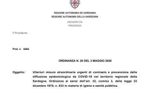 Fase 2: Solinas riapre, ma sindaci e vescovi contestano