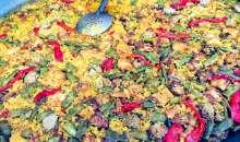I sardi al ristorante: passione spagnola e Brasile