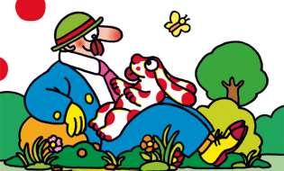 Estate con la Pimpa per i bambini sardi