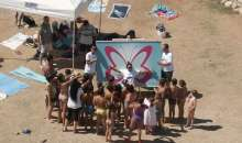 Alghero: Educazione ambientale in spiaggia con 40 bambini
