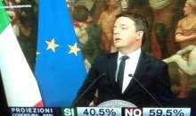 Al Referendum vince il No: dimissioni di Renzi e valanga su Pigliaru
