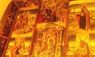 Arte: il retablo di Tuili verso il restauro