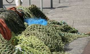 Il riciclo delle retine per le cozze può salvare le spiagge sarde