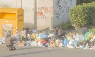 I rifiuti di Roma potrebbero arrivare in Sardegna