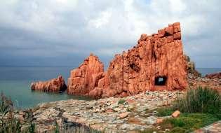 Spiagge di Sardegna: Rocce rosse di Arbatax