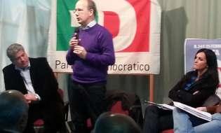 Intervista a Franco Sabatini, Partito Democratico