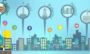 Cagliari diventa Social City a portata di smartphone