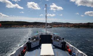Tirrenia blocca i traghetti con la Sardegna, a rischio le merci