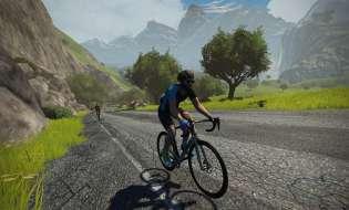 Una gara ciclistica virtuale per scoprire la Barbagia
