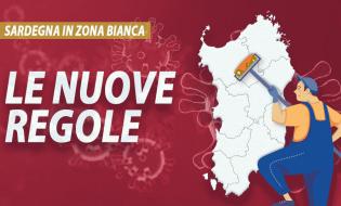 Nieddu annuncia: la Sardegna rimane ancora in zona bianca